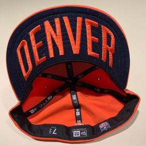 New Era Accessories - Denver Broncos New Era 59Fifty